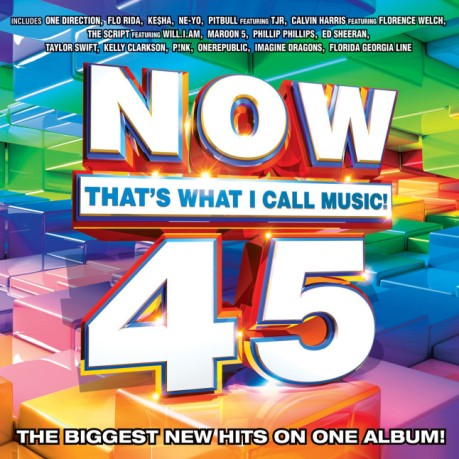 EMI MUSIC / SONY MUSIC ENTERTAINMENT / UNIVERSAL MUSIC GROUP NOW THAT'S WHAT I CALL MUSIC! VOL. 45